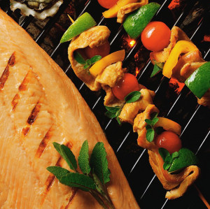 BBQ up Some Skin Healthy Foods