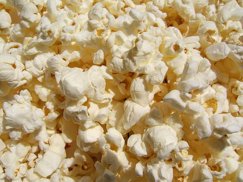 Popcorn – healthy, cheap and easy!