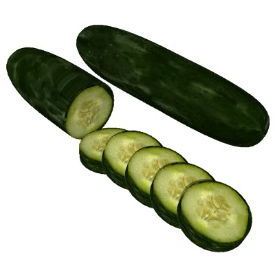 C is for Cucumber