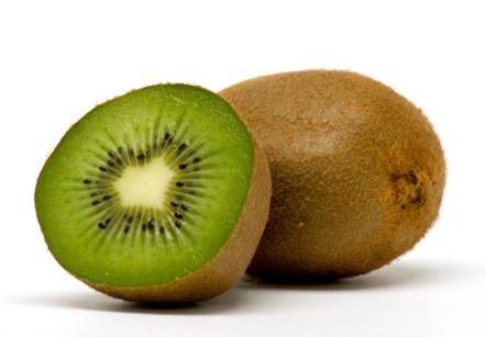 kiwi fruit high in vitamin c