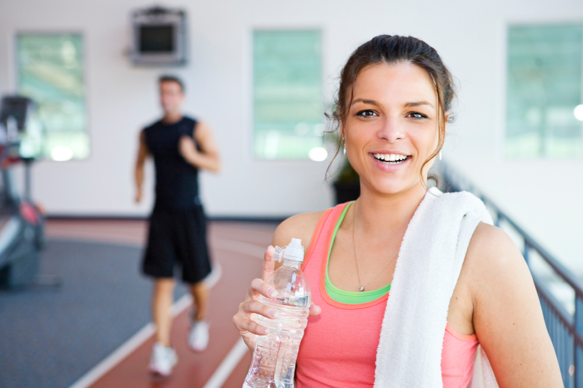 How does exercise affect the skin?