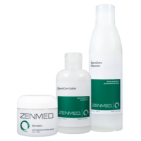 children with eczema dermcare kit