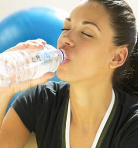 skin hydrated
