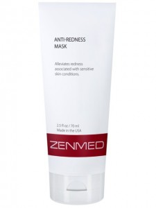 anti-redness mask