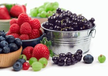 Eat Berries for Beautiful Skin
