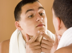 Men and Acne – Same Detrimental Effects, Sorely Overlooked.