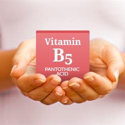 Benefits of Vitamin B5 for the skin