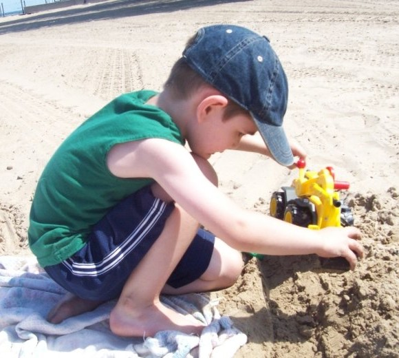 Sunscreen for children: Five myths dispelled