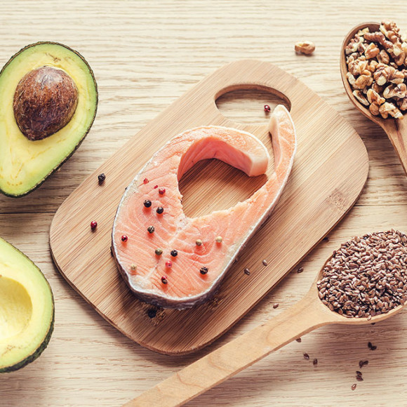 Healthy fats for glowing skin