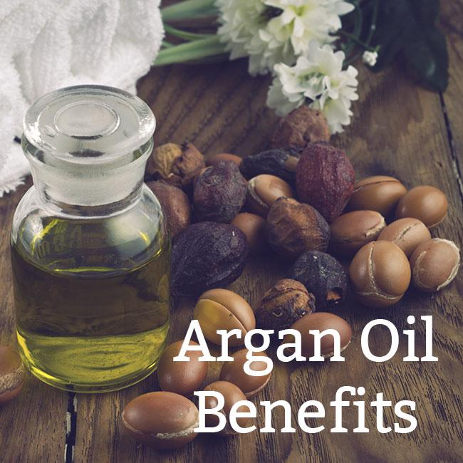 skincare benefits of argan oil