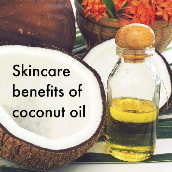 5 skincare benefits of coconut oil