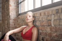 Healing Acne through Exercise