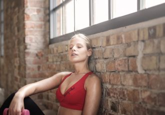 Healing Acne through Exercise